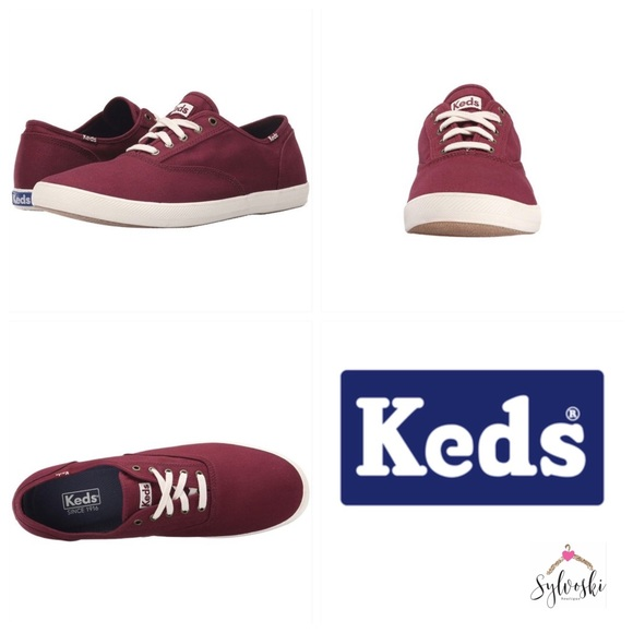 f26cfc229a2f0 🆕Keds Men's Champion Solid Army Twill Sneaker Boutique